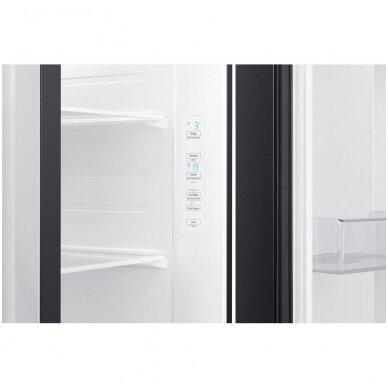 Šaldytuvai Samsung RS65R54412C 4