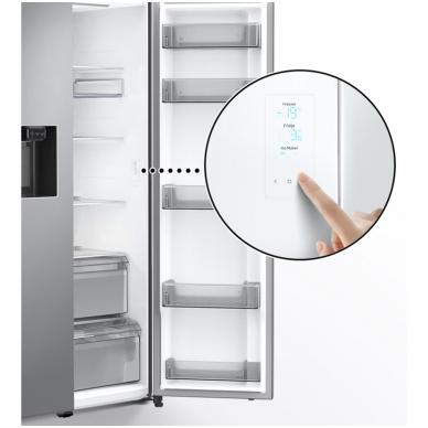 Šaldytuvai Samsung RS68A8531B1 3