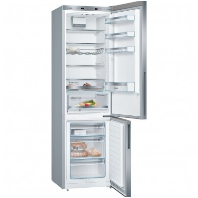Šaldytuvai Bosch KGE39AICA 2