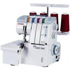 Siuvimo mašinos Janome 744D