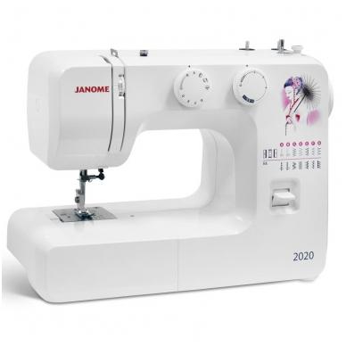 Siuvimo mašina Janome 2020