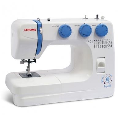 Siuvimo mašina Janome Top 18