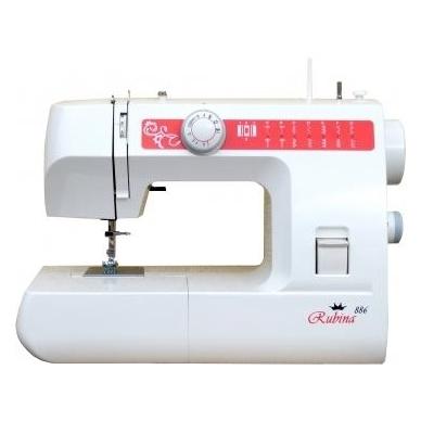 Siuvimo mašinos RUBINA 886