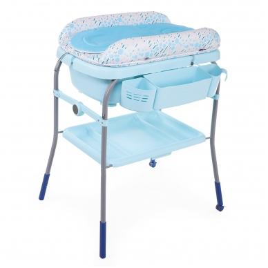 Vonelė ir vystymo stalas Chicco Cuddle & Bubble Ocean